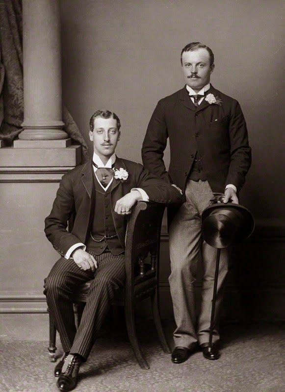 Gods And Foolish Grandeur Albert Victor Christian Edward Prince