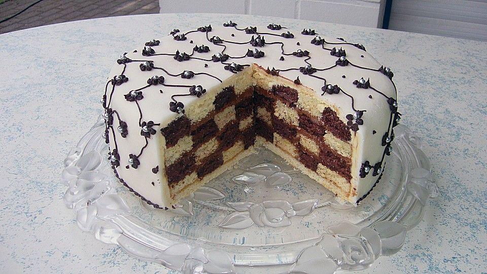 ... Geheime Rezepte Schachbrett   Torte Süßes Pinterest   Marmor Kuchen  Ideen Einsatz ...