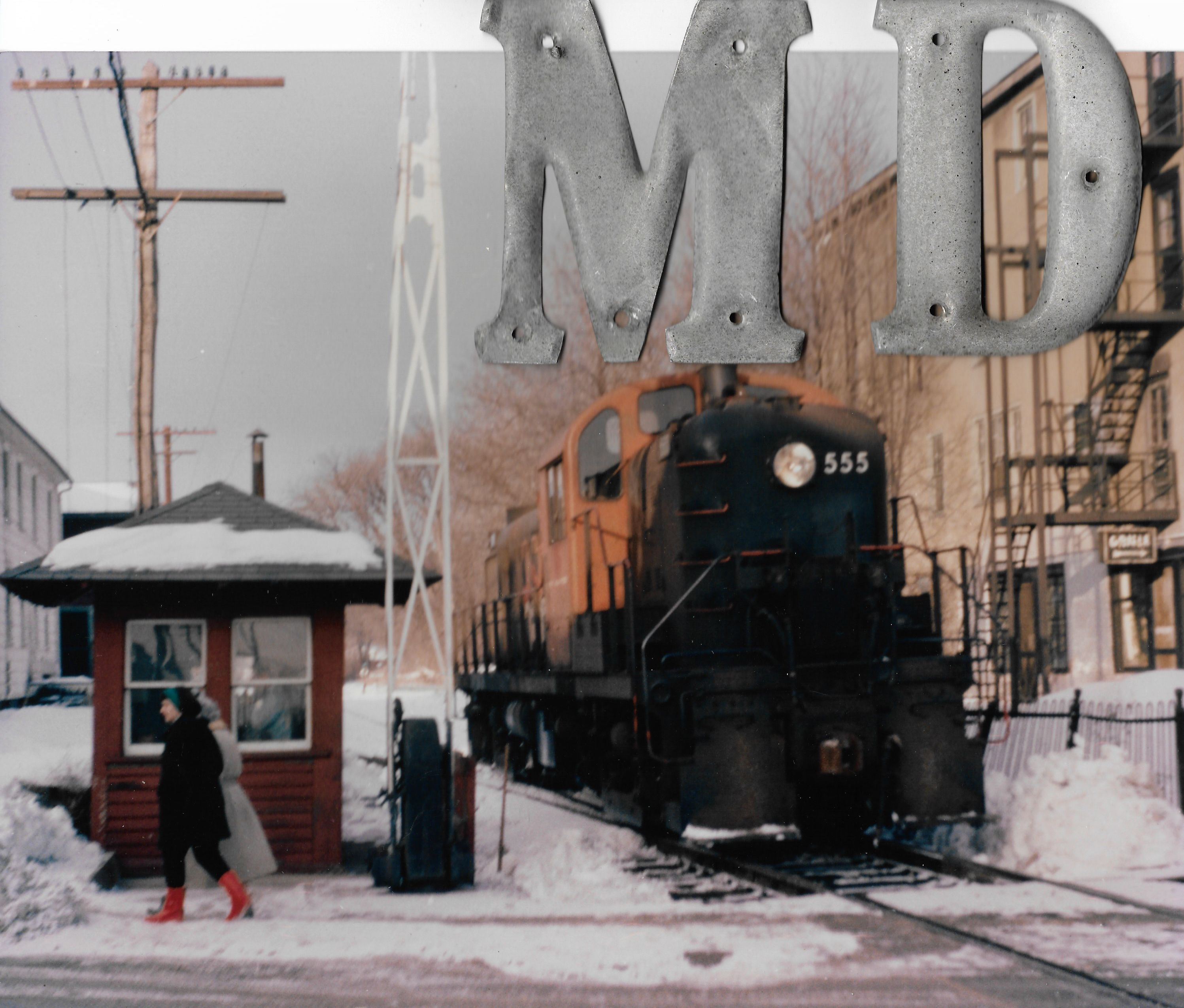 in the winter of 1966 67 on the new haven berkshire line rs 3 555 in the winter
