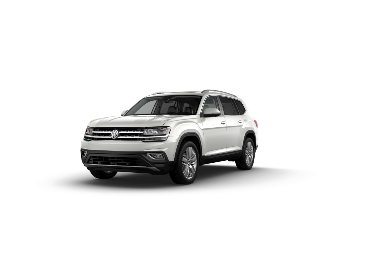 2019 VW Atlas midsize family SUV Volkswagen Latest