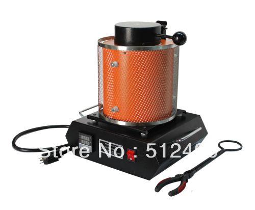 2kg 110v New Type Melting Furnace Resistive Heating Furnace Gold