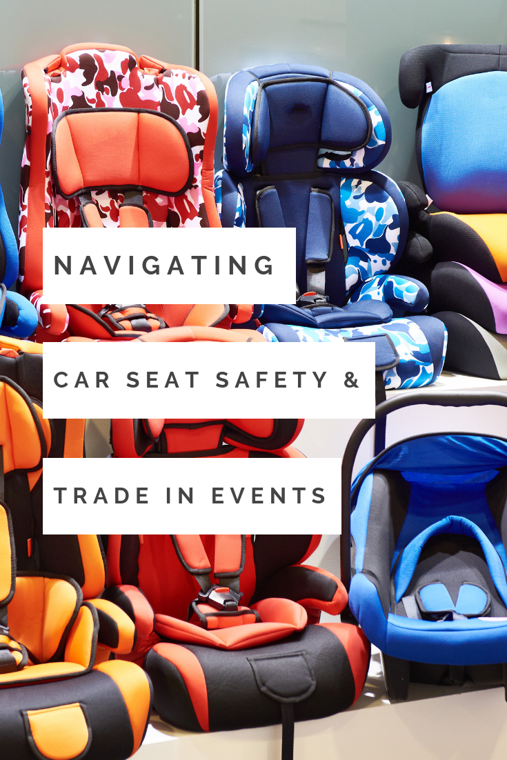 Resources For Phoenix Car Seat Safety & Trade In Events