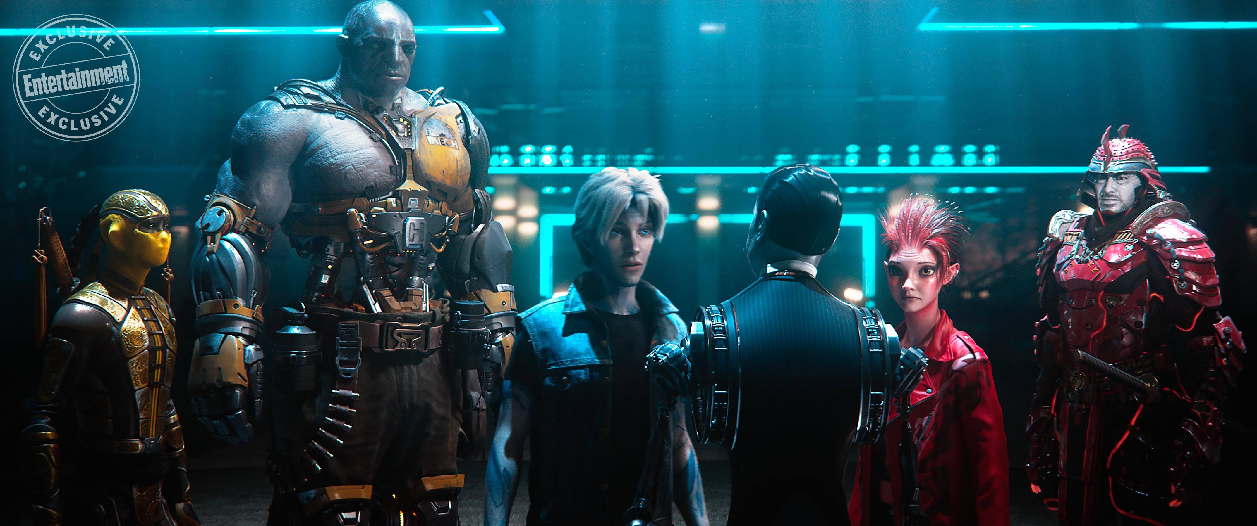 Spielberg Vowed Not To Include His Own Movies In Ready Player One His Crew Tried Anyway Ready Player One Movie Ready Player One Ready Player One Characters
