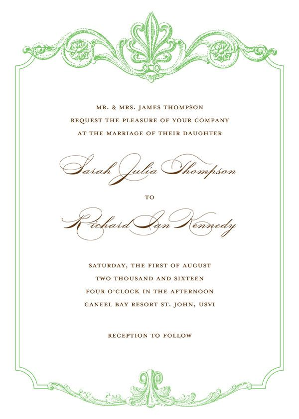 victorian invitation borders - Google Search