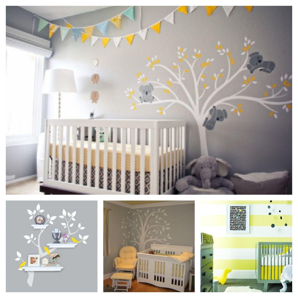 La Jirafa Rosada: Hermosos cuartos de bebe | habitaciones bebé ...