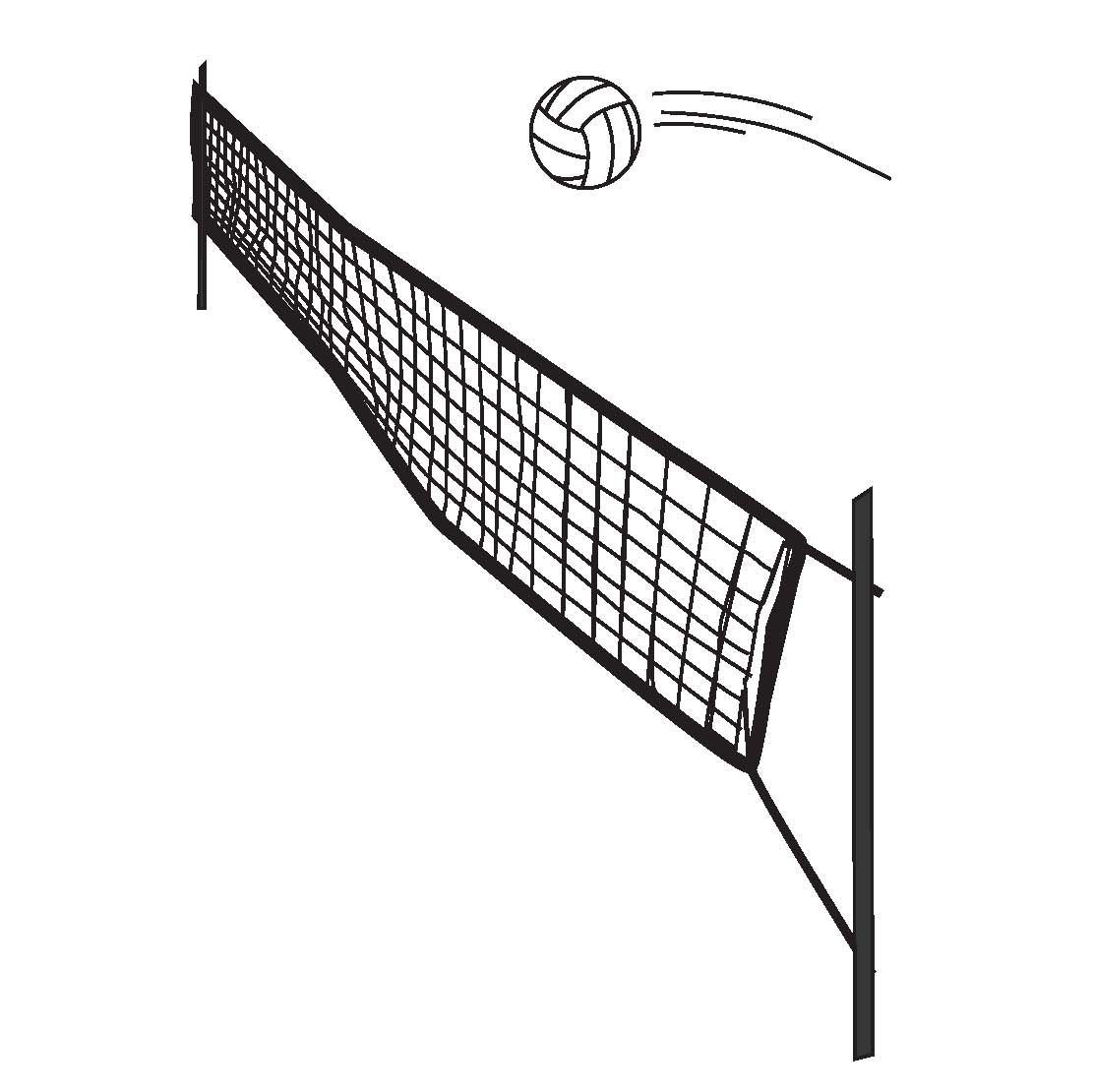 Volleyball Spike Logo Swim N Spike 1 High Res Volleyball Net Volleyball Clip Art