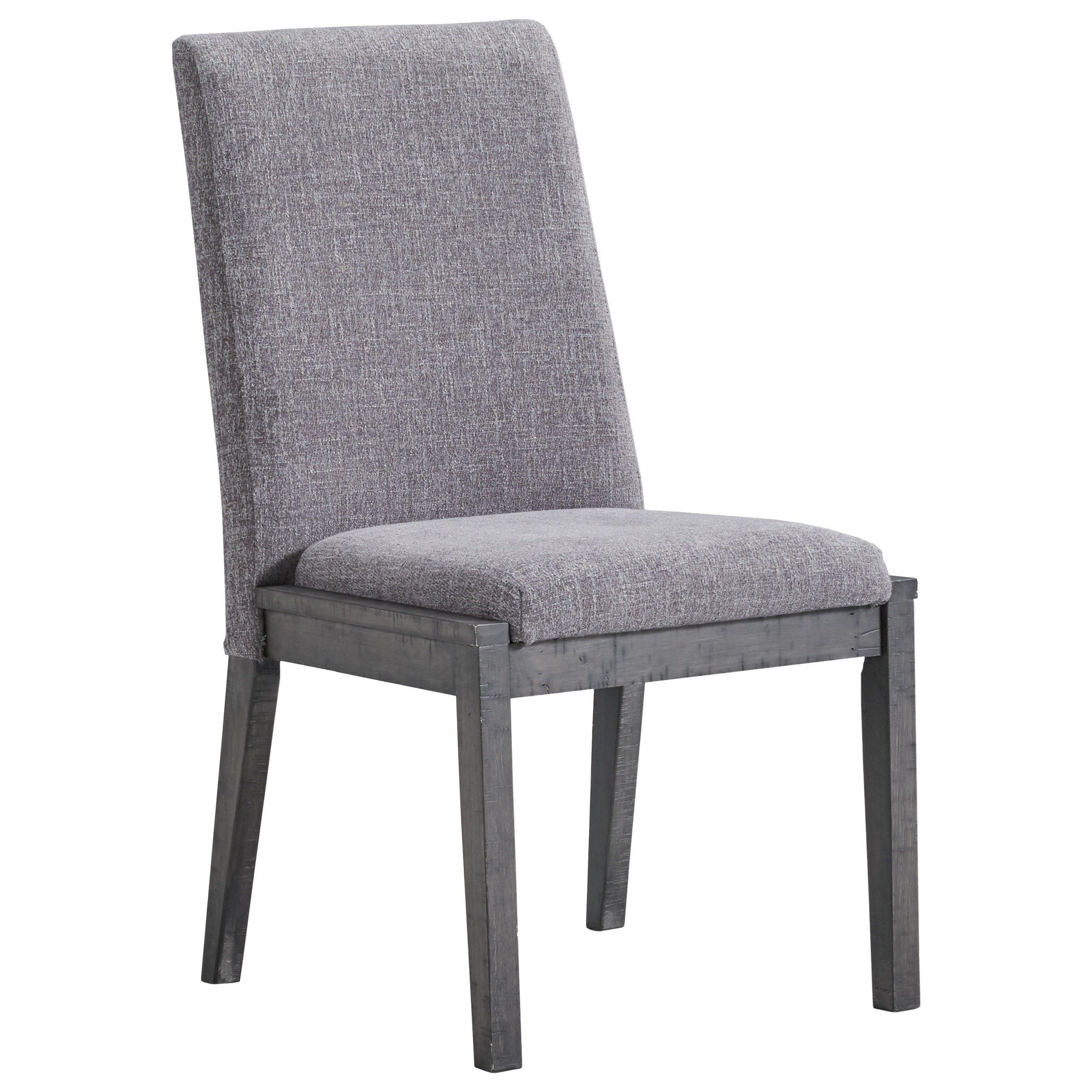 Contemporary Upholstered Dining Chair by Signature Design ...
