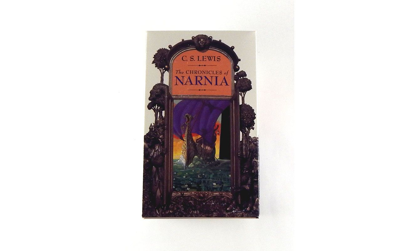 Cs Lewis The Chronicles Of Narnia Boxed Set 1994 Hapercollins