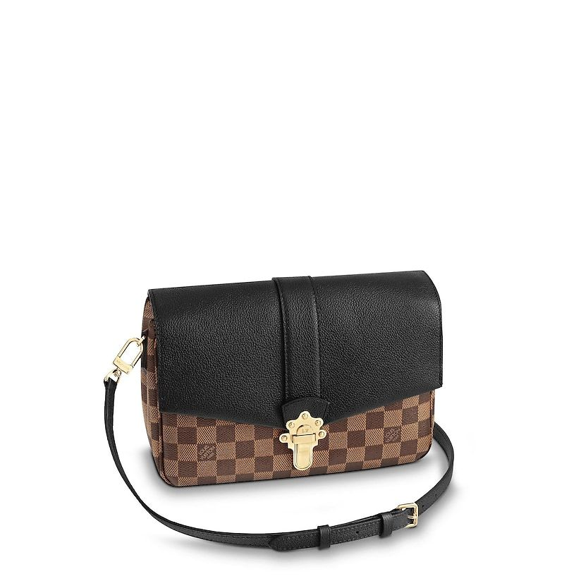 695ea08b2af6 View 1 - Damier Ebene HANDBAGS Cross Body Bags Clapton PM