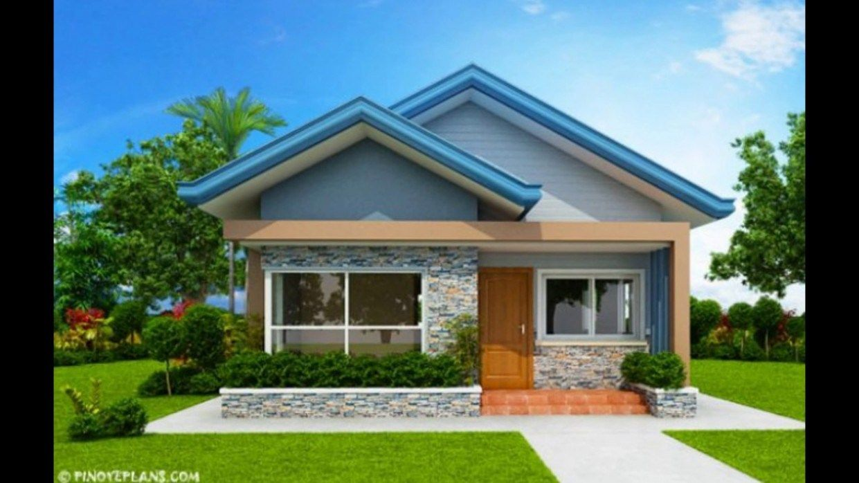 Best Pin By Home Design On Home Design Bungalow House Design 400 x 300