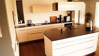 Küche geplant und umgesetzt von PLANA Küchenland in Augsburg ...