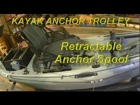 f55b5af2220cc3c4f207f1cc94c439c6 diy retractable kayak anchor youtube kayak fishing diy  at aneh.co