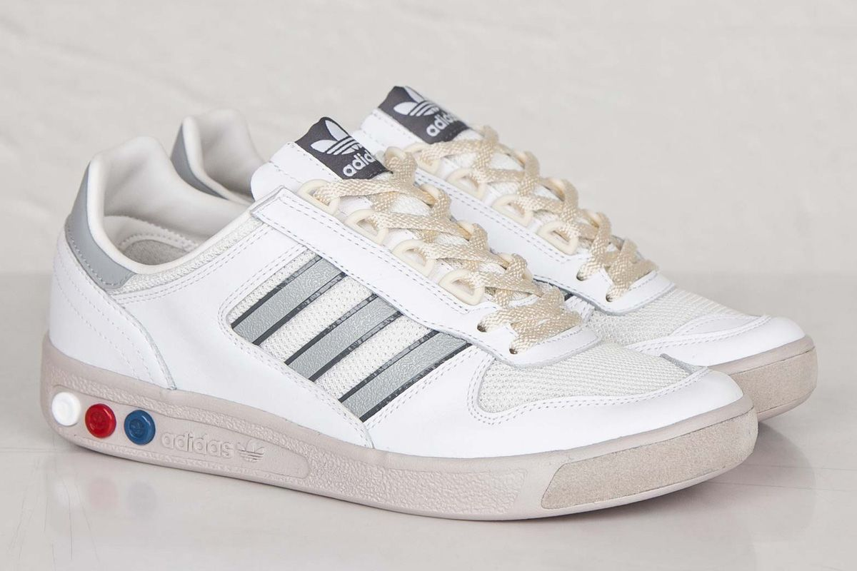 SPEZIAL x adidas Originals Indoor Court SPZL Chaussurez Pinterest