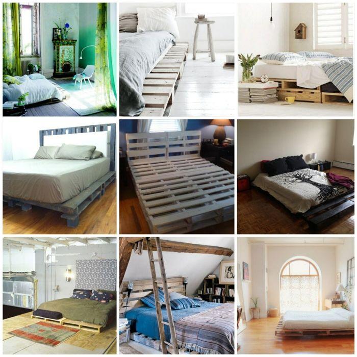 Noch 64 Schlafzimmer Ideen Fur Mobel Aus Paletten Diy Do It