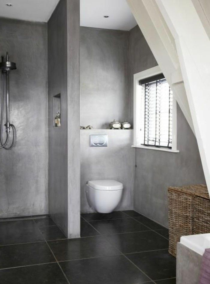 La salle de bain avec douche italienne 53 photos! Bathrooms