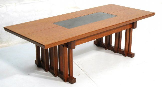 craftsman style coffee tables. custom made craftsman style coffee