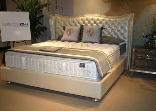 Best Aireloom King Mattress By E S Kluft Biggest Bed Big 400 x 300