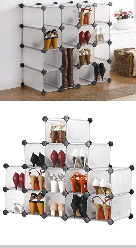 30+ Shoe Storage Ideas for Small Spaces Organize Closet Shoe
