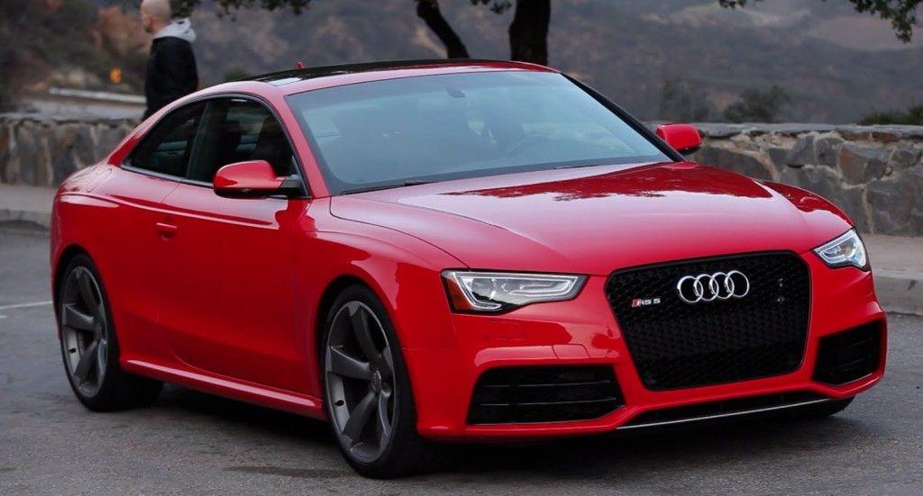 2016 Audi S5 Premium Plus quattro Coupe Review