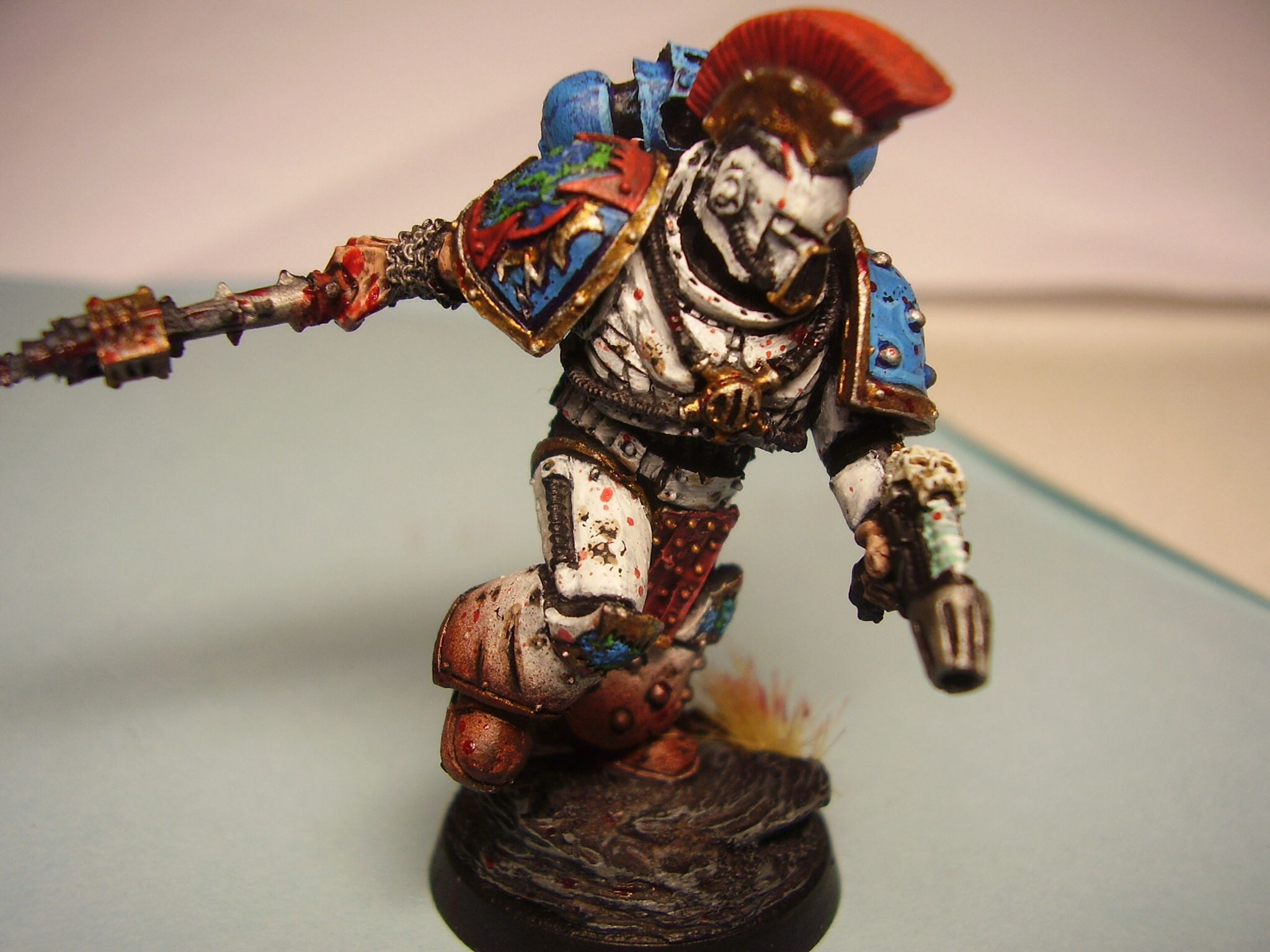 Pre-heresy Kharn | My Pre-heresy World Eaters | Pinterest ...