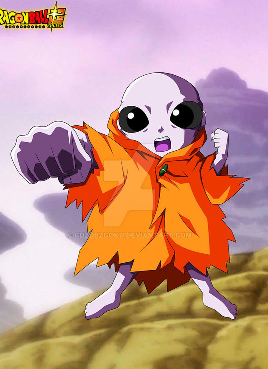 Jiren Crianca Dragon Ball Super Anime Dragon Ball