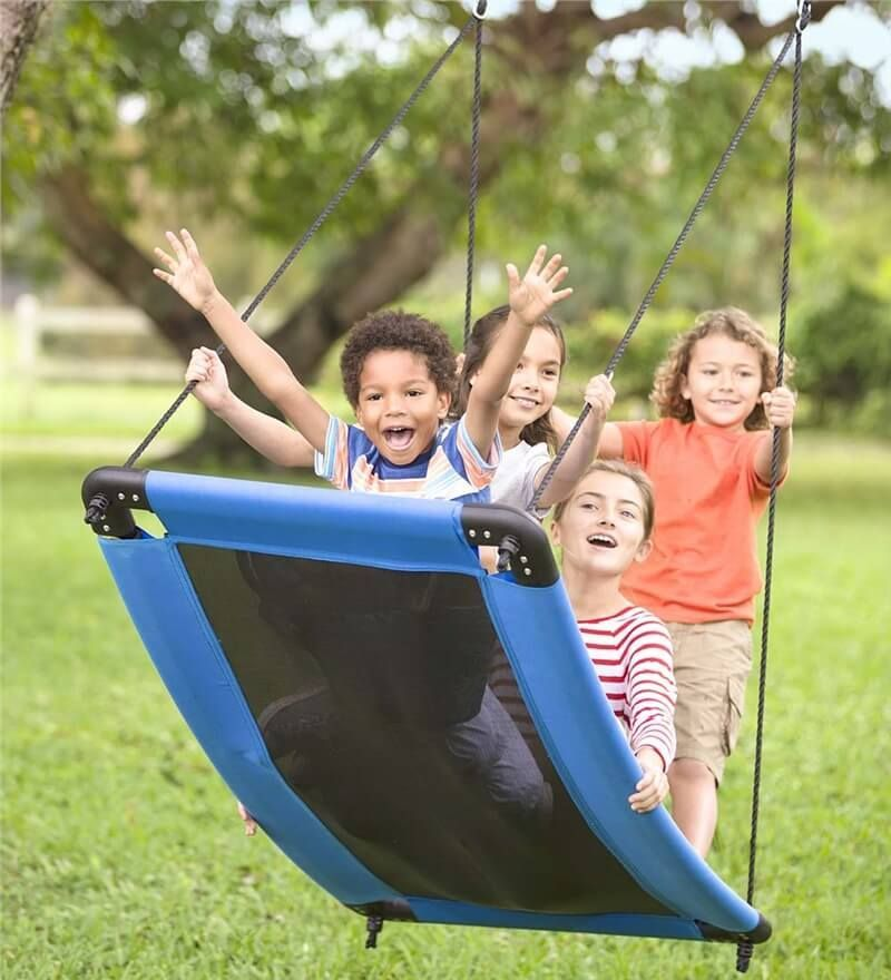 Cool Outdoor Swings for Kids Skycurve