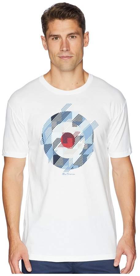 045527f46 Ben Sherman Target Chevron Graphic Tee Men's T Shirt | Products in ...