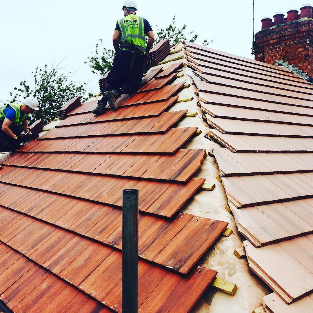 Are You Considering A New Roof For Your Home Call Us Today On 0191 417 3422 To Find Out More Home Roofing Building Contractor Roofing Building Sky High