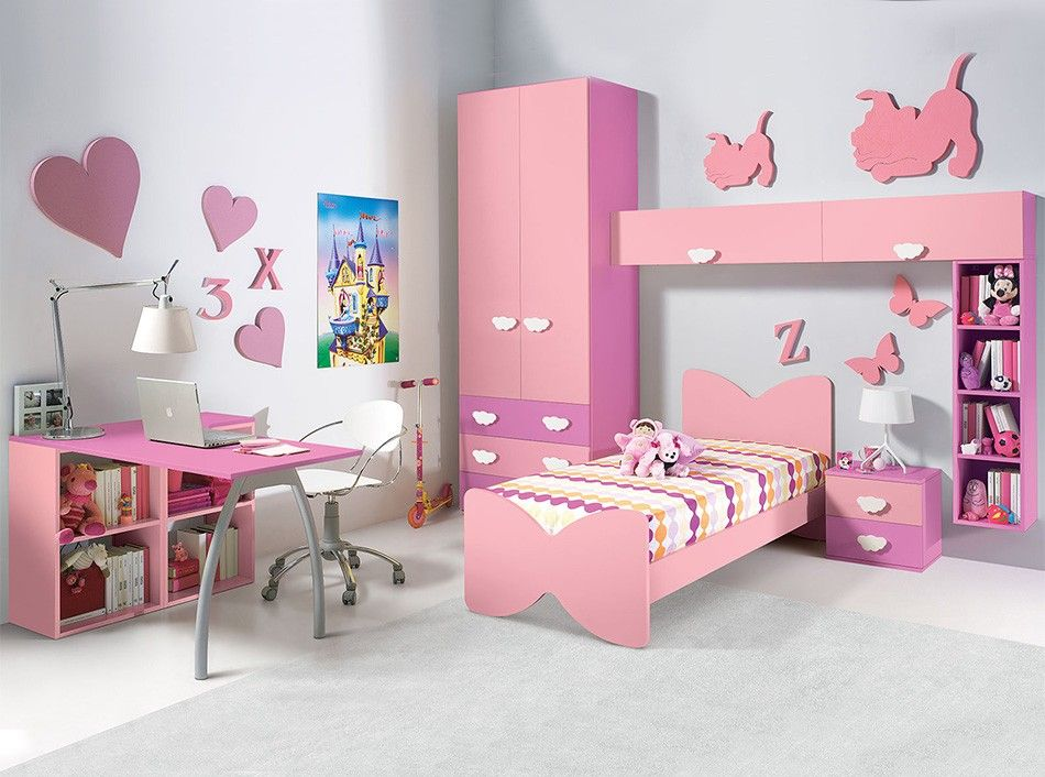 Modern Kids Bedroom Furniture Set VV G11 - $11,11.11  Modern
