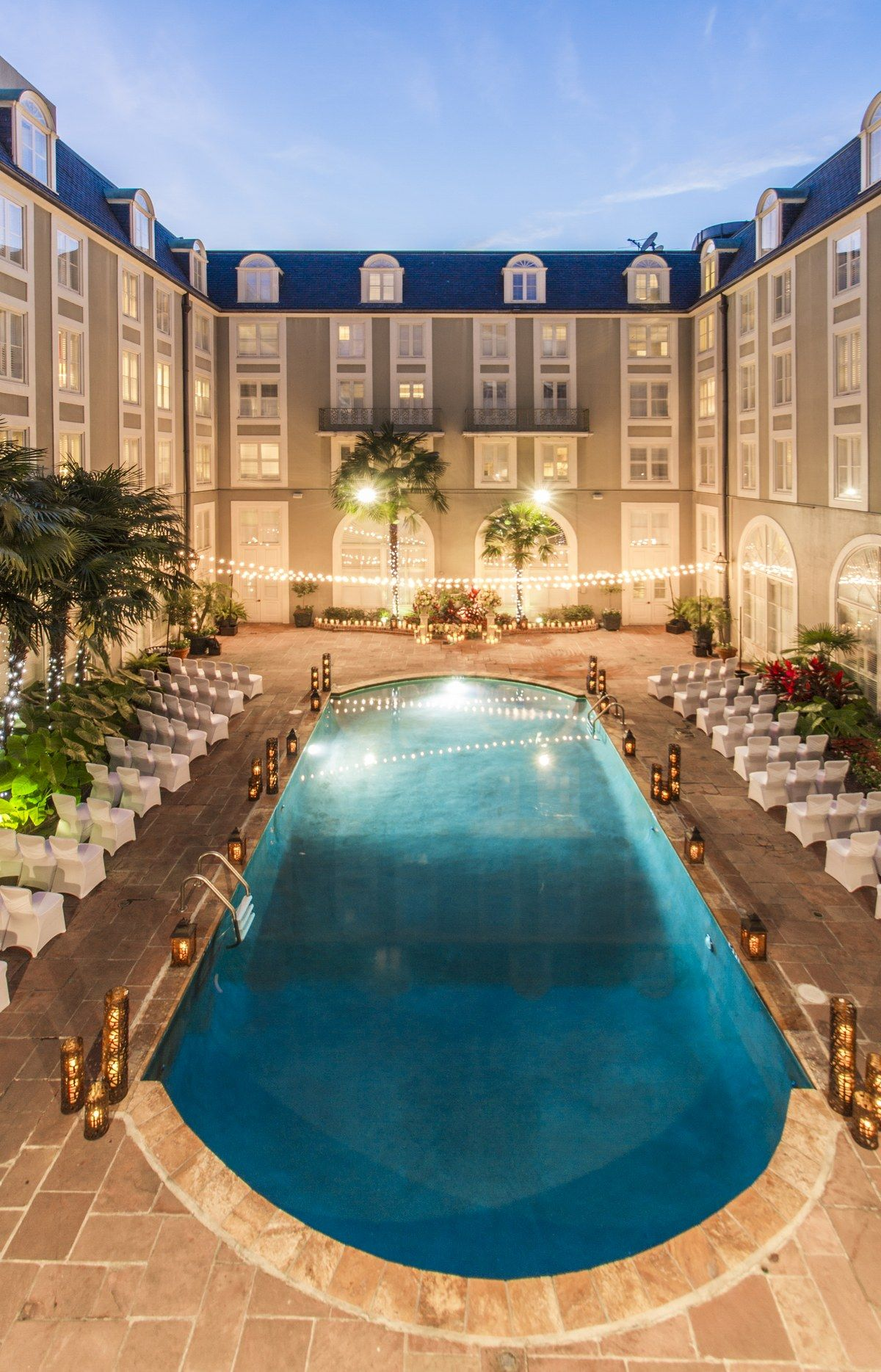 Hotels In New Orleans >> Bourbon Orleans Hotel New Orleans Louisiana United States