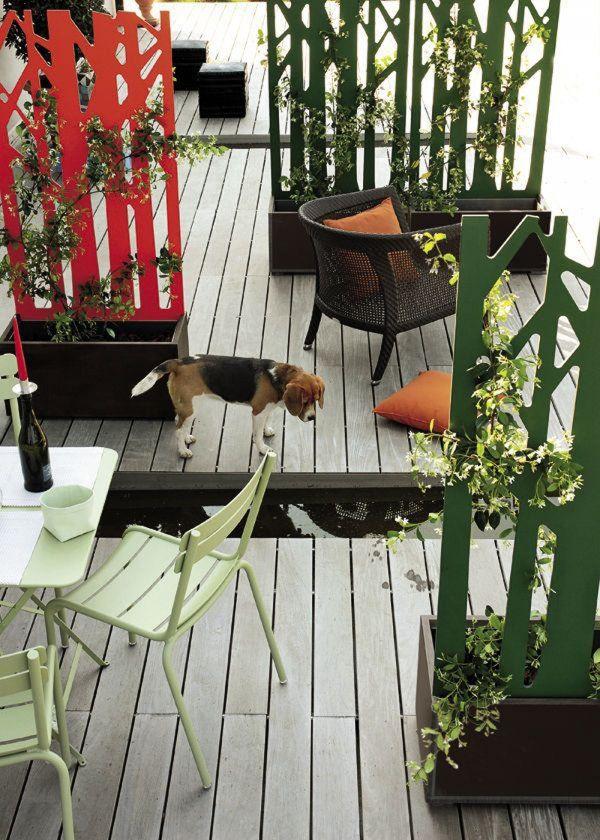 Les Plus Beaux Claustras Pour Isoler Un Jardin Claustra