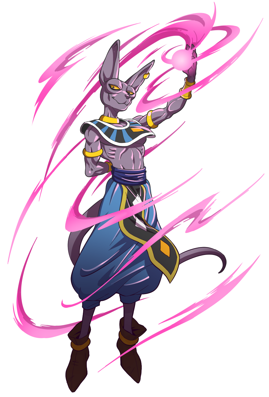 Lord Beerus From Dragon Ball Z Battle Of The Gods Manalon On