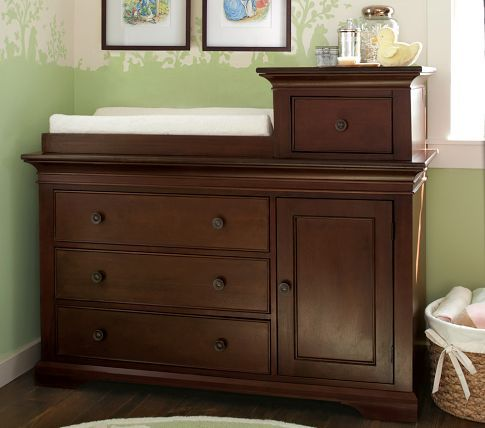 Larkin Hi Lo Changing Table Changing Table Dresser