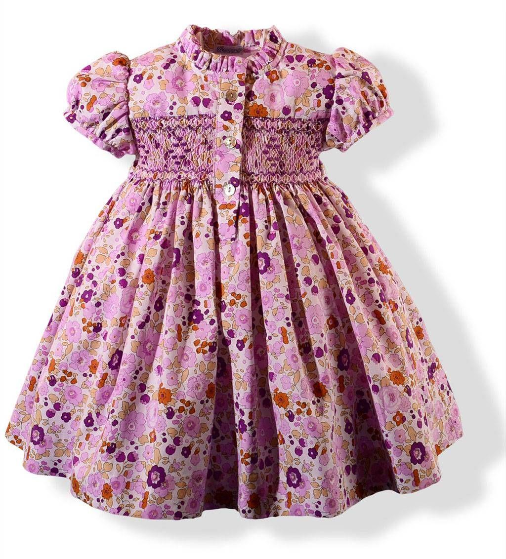 Resultado de imagen para vestidos smock | vestidos de panal ...