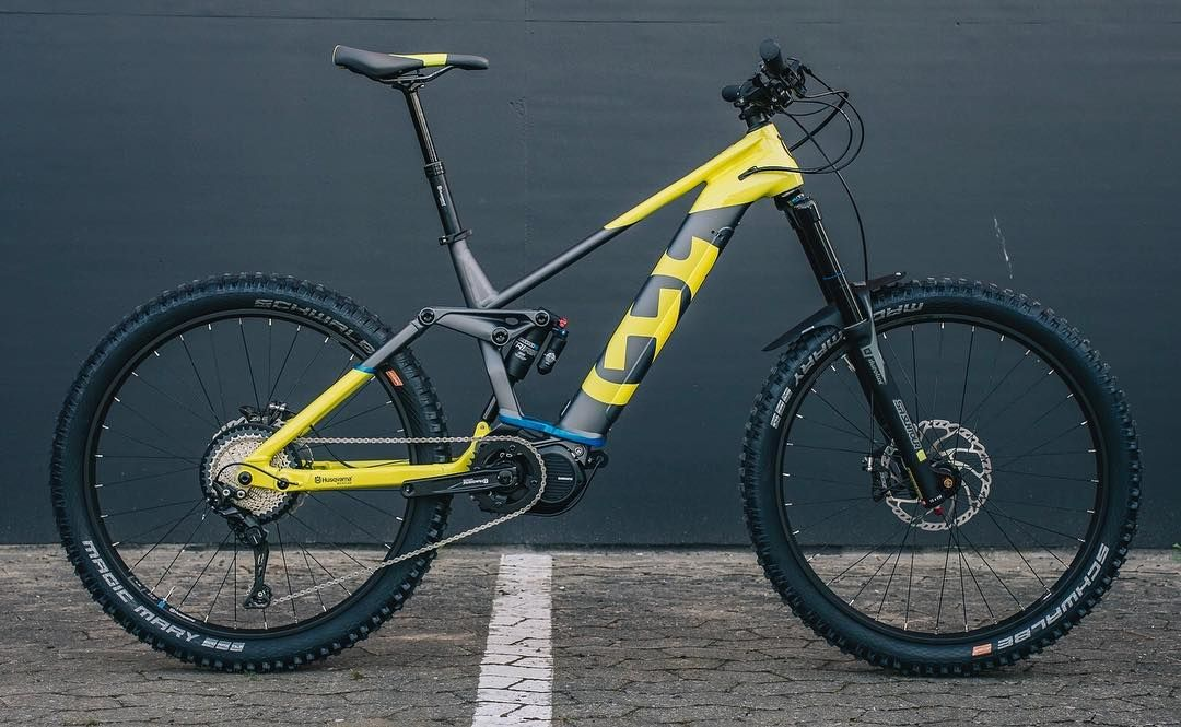 Hard Cross Hc7 With 180 Mm Travel Firstview 2019