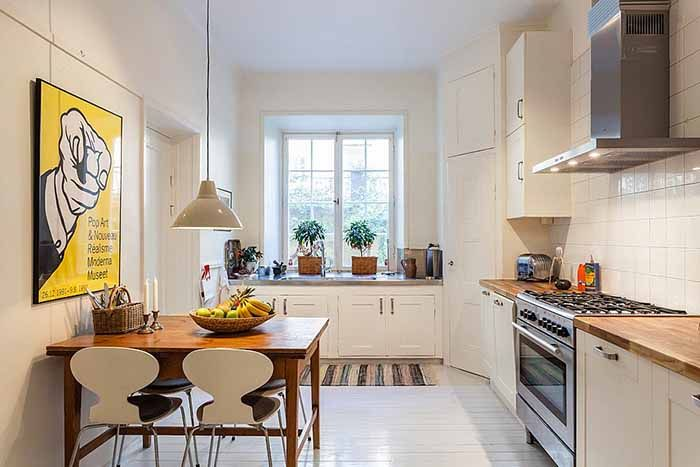 Se você é fã do estilo escandinavo de decoração, precisa conhecer mais dele para ter sua casa assim já…