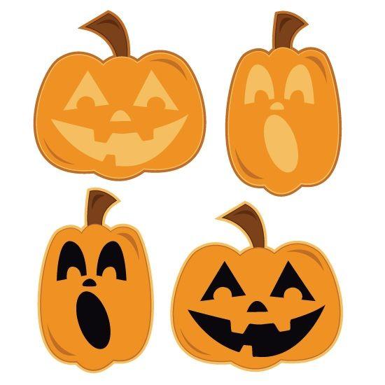 halloween clip art halloween clip art cute scary pumpkin rh pinterest com cute halloween pumpkin clipart cute halloween pumpkin clipart