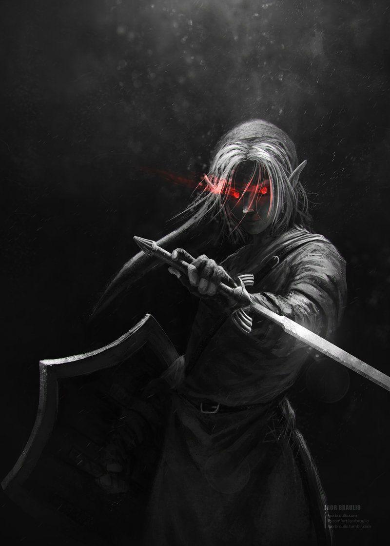 Dark Link By Igor Braulio