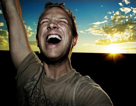 Positivismo, sonrisa, actitud, alegría