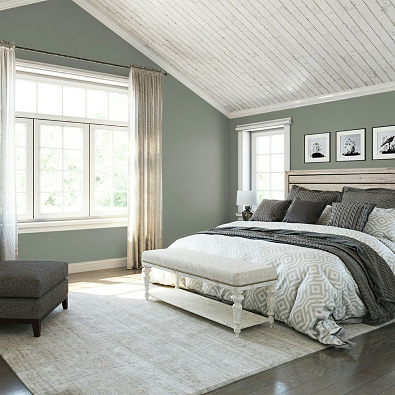 Pin by Athya on Home Bedroom paint colors master