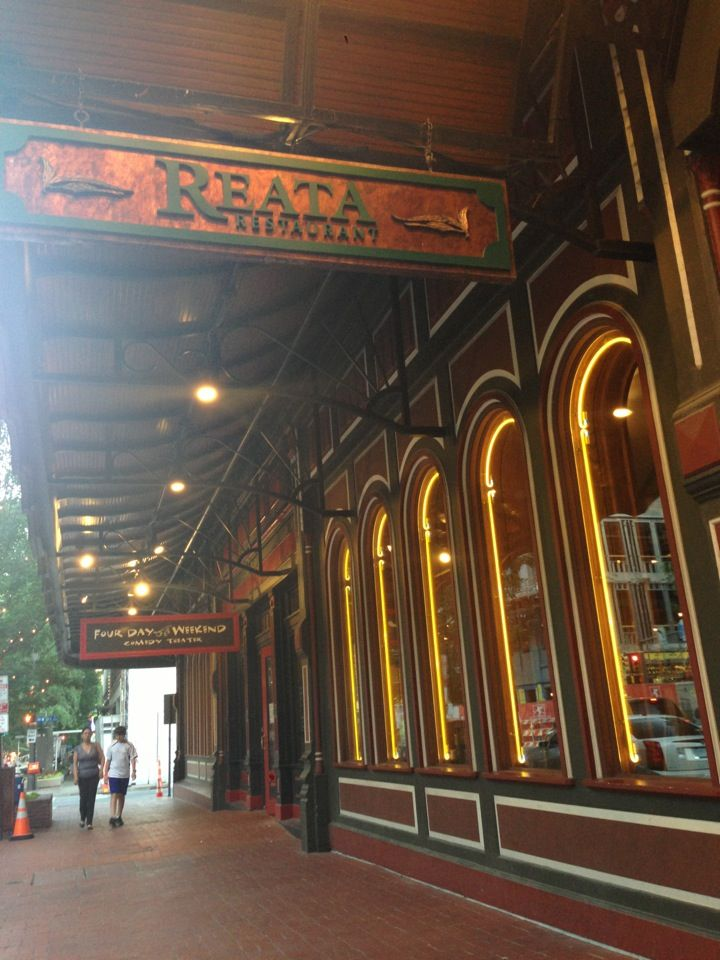 Reata Restaurant In Fort Worth Tx Sooooo Good