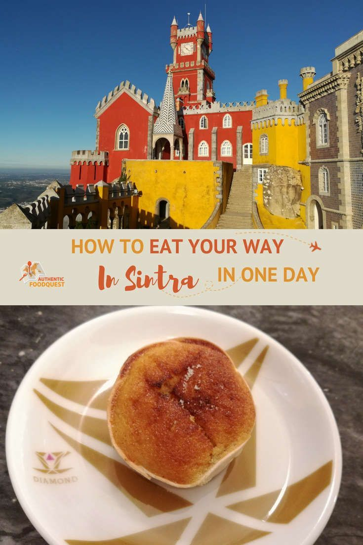How to eat your way in sintra in one day foodie travel