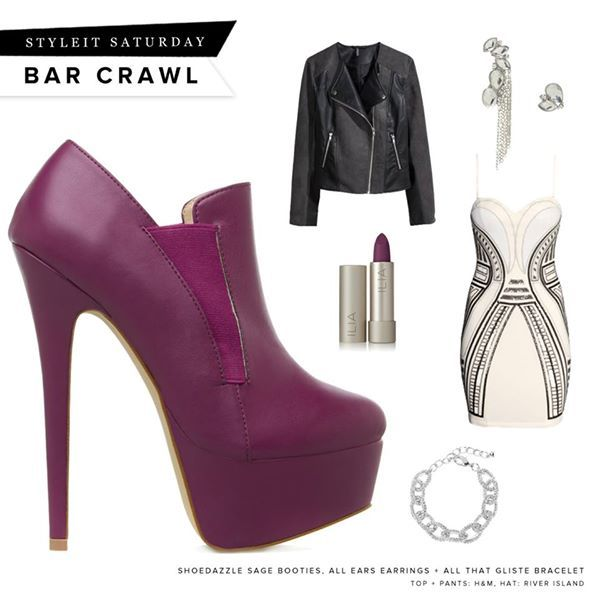 Why crawl when you can strut? #OwnIt #BarCrawl #ShoeDazzle