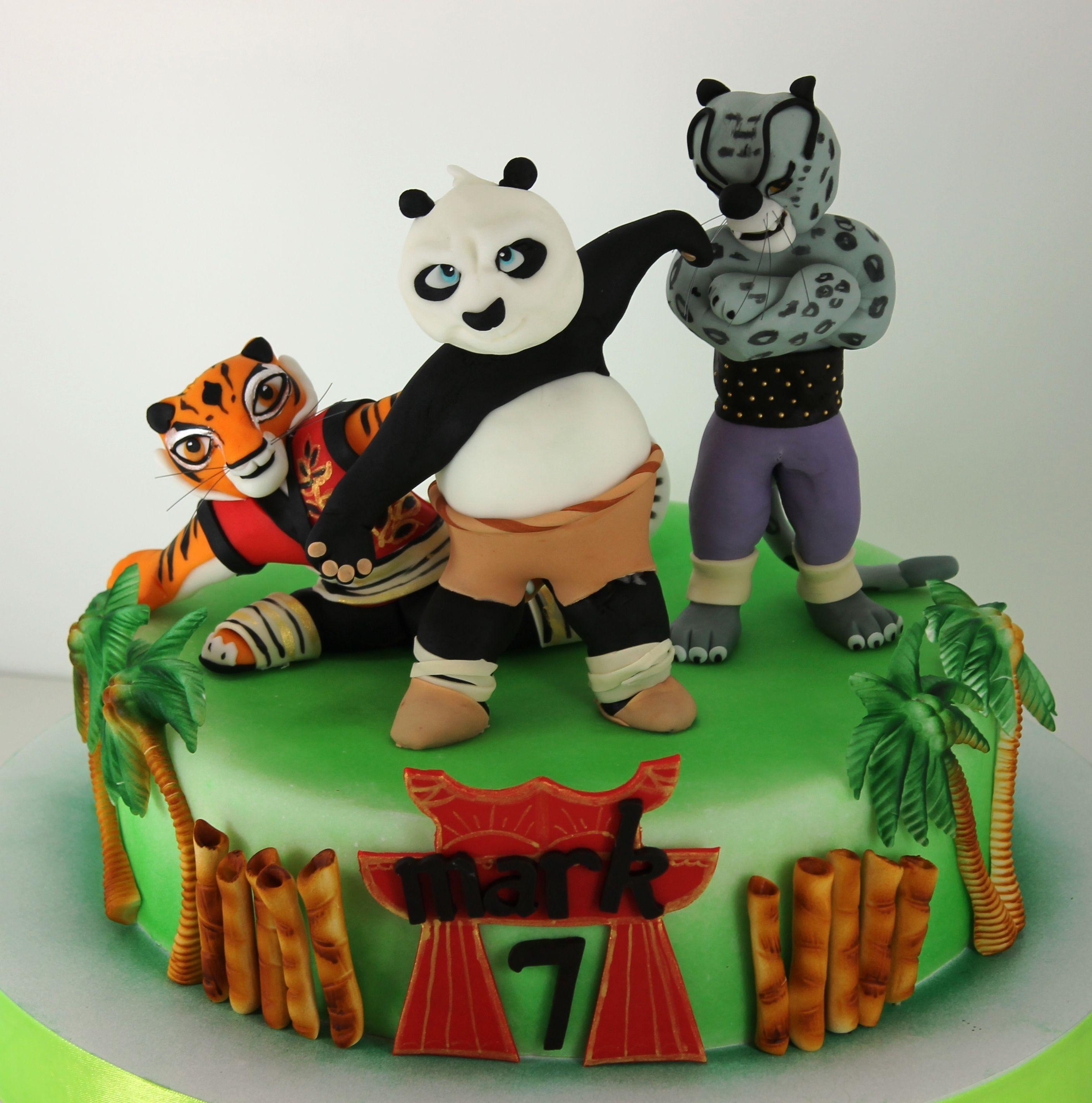 Gmail panda theme - Kung Fu Panda