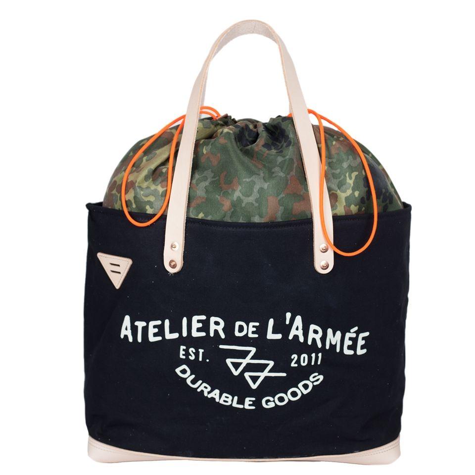 ffc85ca6e941 canvas leather tote shopper bag | L o v e | Bags, Canvas leather ...