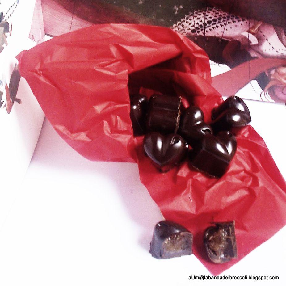 La banda dei broccoli: Babbo Natale aiuta la ricerca: cioccolatini mela e cannella