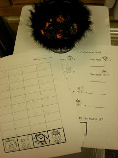 Growing Kinders: Math Centers