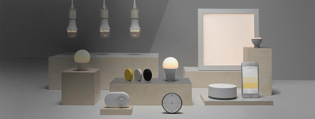 Ikea Tradfri Led Smart Lampen Huisverlichting Verlichting Ikea