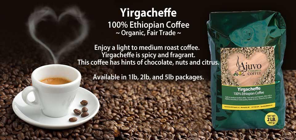 ethiopian yirgacheffe coffee benefits