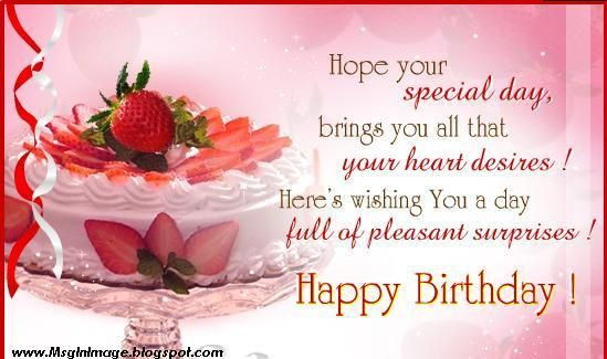 Free Happy Birthday Quotes And Posters